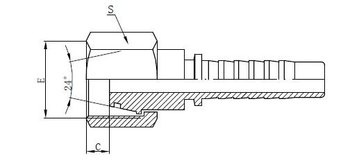 હાઇડ્રોલિક એસેમ્બલી સ્પેર્સ
